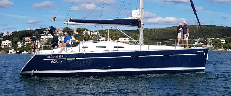 Papaya | Beneteau 393