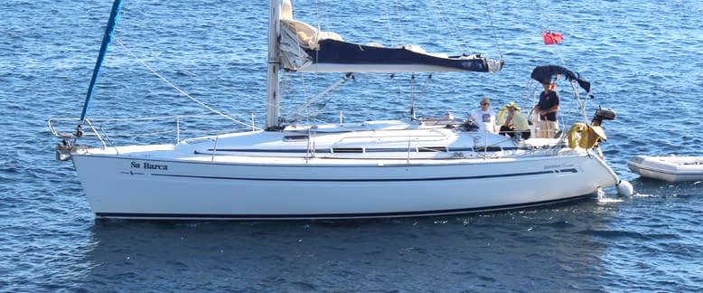 Sa Barca | Bavaria 38 Cruiser