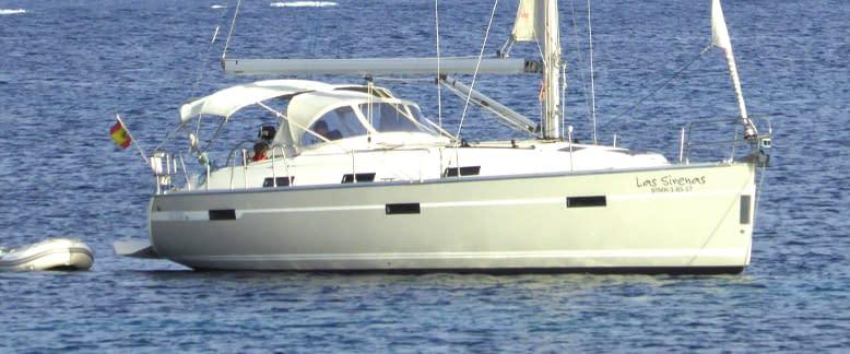Las Sirenas | Bavaria 36 Cruiser Avantgarde
